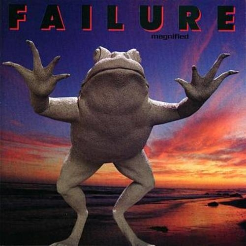Failure Magnified cover art