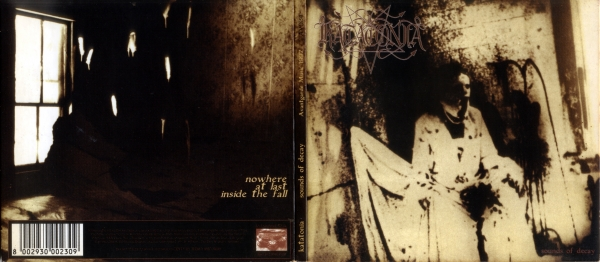 Katatonia Sounds of Decay cover art