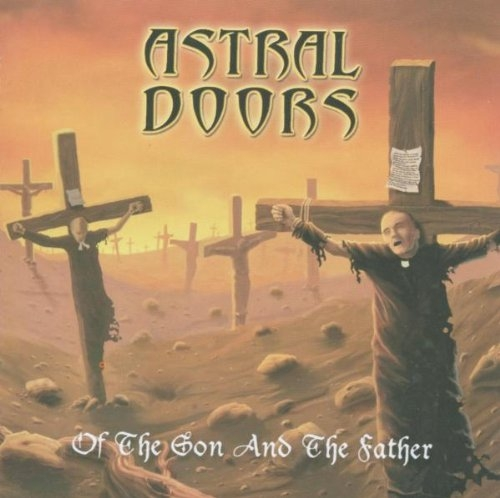 Astral Doors Of the Son and the Father cover art