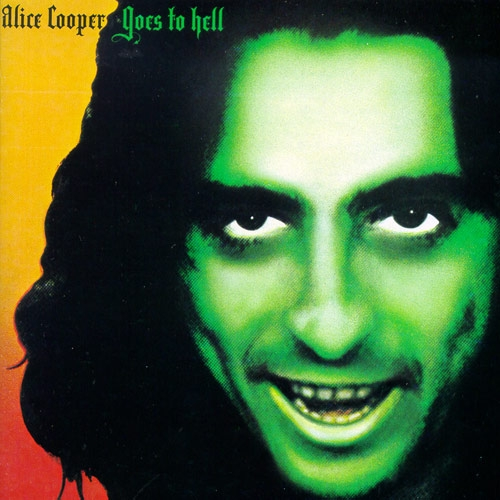 Alice Cooper Alice Cooper Goes to Hell cover art