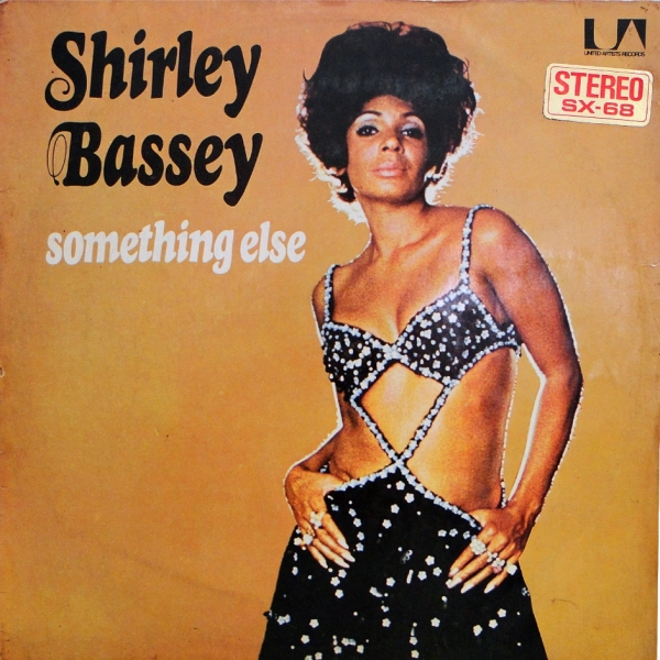 Shirley Bassey Something Else Cover Art