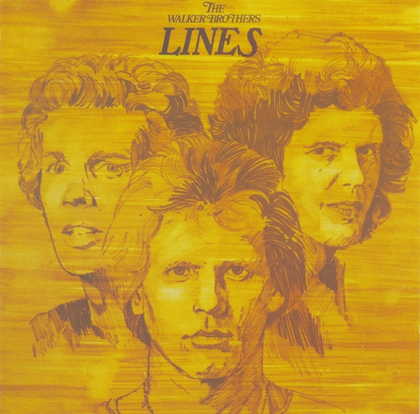 The Walker Brothers Lines Cover Art
