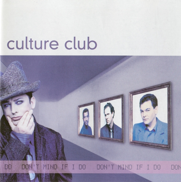 Culture Club Don't Mind If I Do Cover Art
