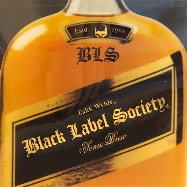 Black Label Society Sonic Brew cover art