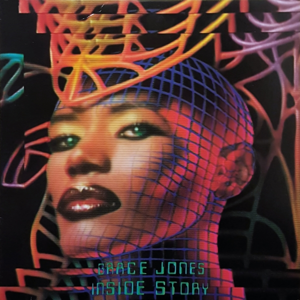 Grace Jones Inside Story cover art