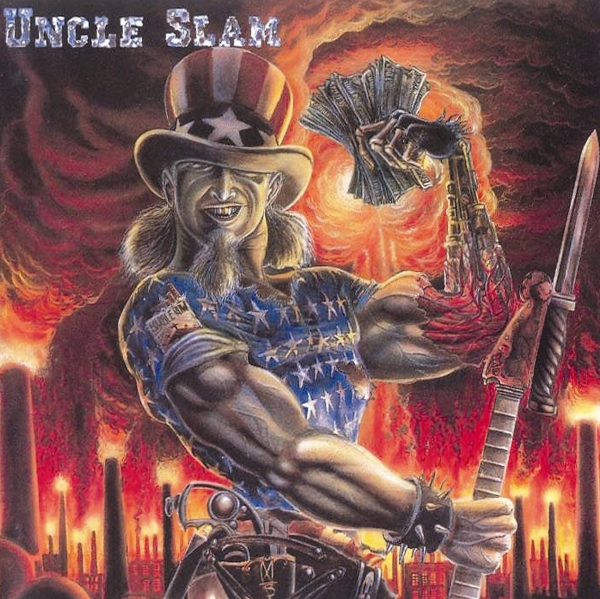 Uncle Slam Say Uncle cover art