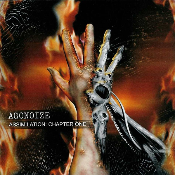 Agonoize Assimilation cover art