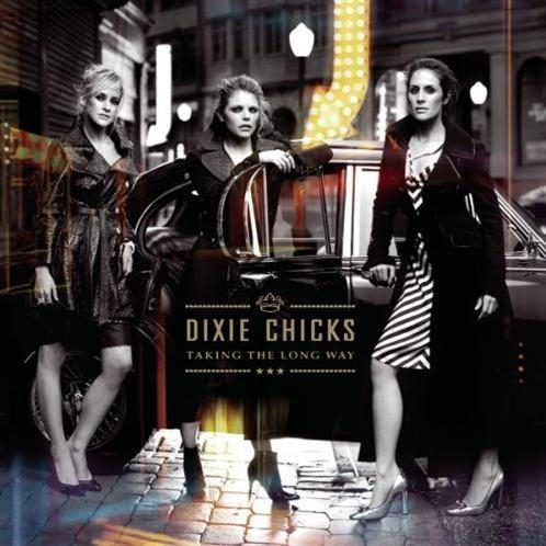 Dixie Chicks Taking the Long Way cover art