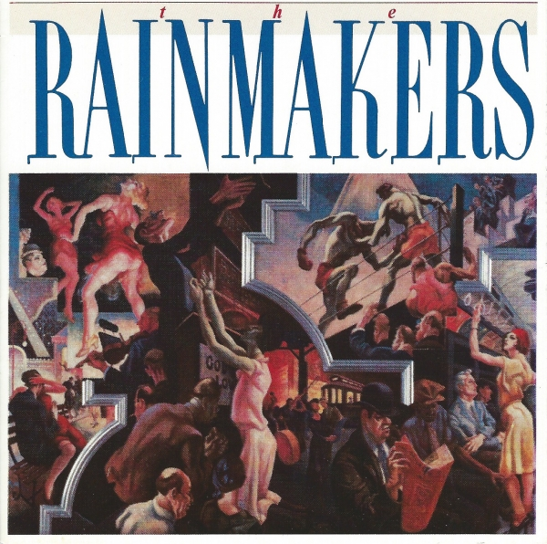 The Rainmakers The Rainmakers Cover Art