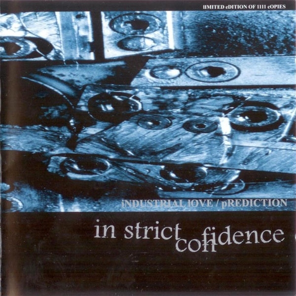 In Strict Confidence Industrial Love / Prediction Cover Art
