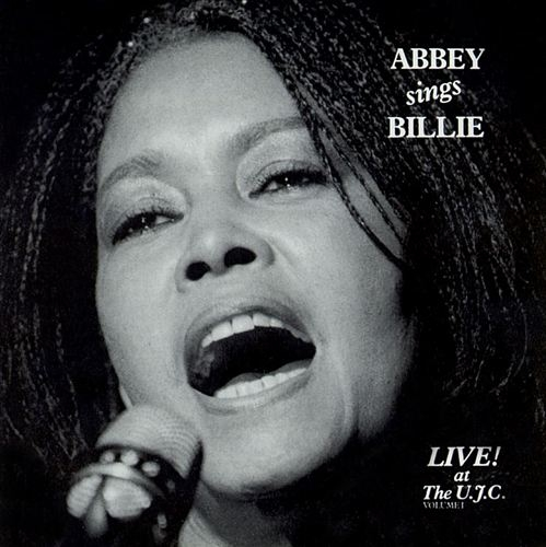 Abbey Lincoln A Tribute to Billie Holliday cover art
