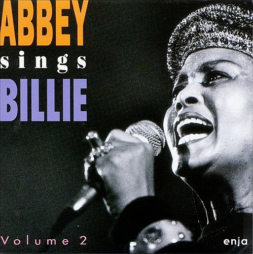 Abbey Lincoln Abbey Sings Billie, Volume 2 cover art