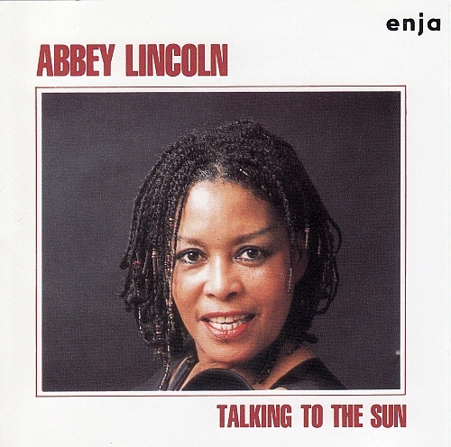Abbey Lincoln Talking to the Sun Cover Art