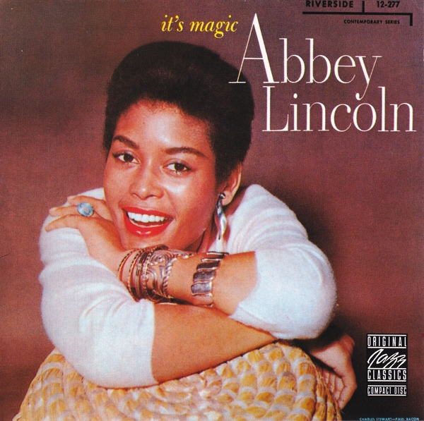 Abbey Lincoln It's Magic cover art