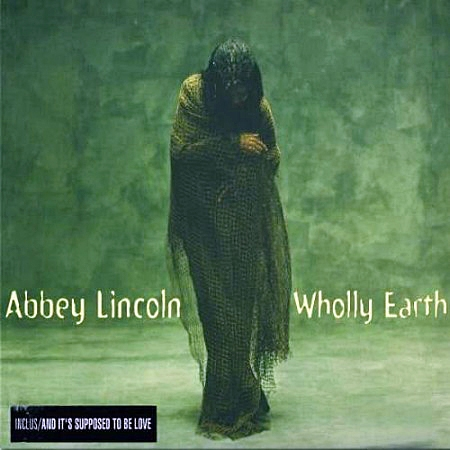 Abbey Lincoln Wholly Earth cover art