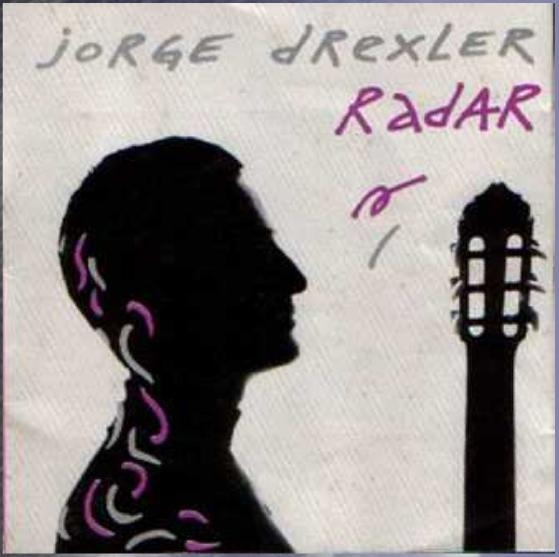 Jorge Drexler Radar cover art