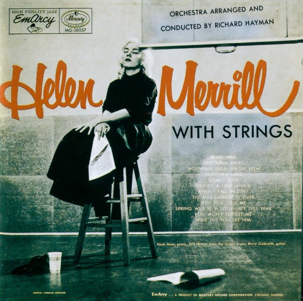 Helen Merrill Helen Merrill With Strings Cover Art