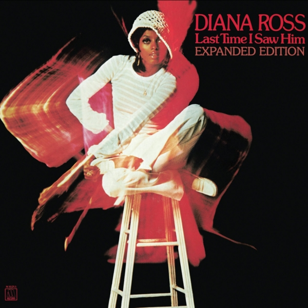 Diana Ross Last Time I Saw Him cover art