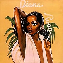 Diana Ross Ross Cover Art