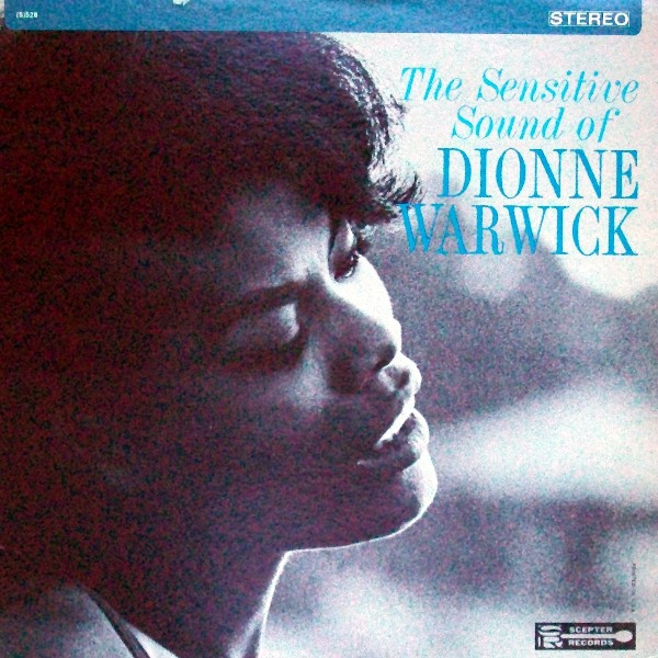 Dionne Warwick The Sensitive Sound of Dionne Warwick cover art