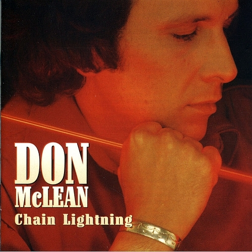 Don McLean Chain Lightning cover art