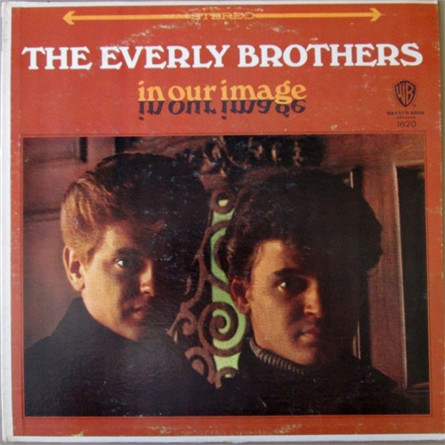 The Everly Brothers In Our Image cover art