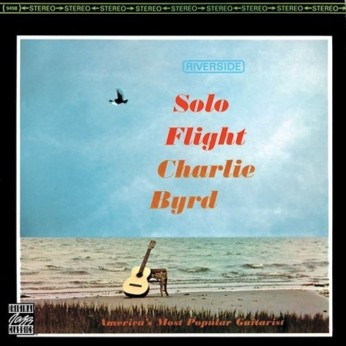 Charlie Byrd Solo Flight cover art