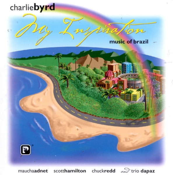 Charlie Byrd My Inspiration Cover Art