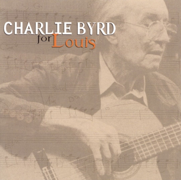 Charlie Byrd For Louis cover art