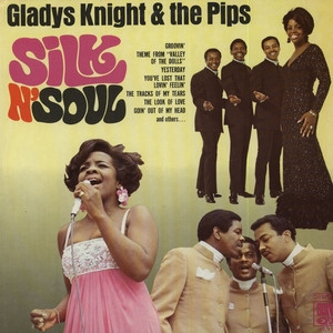 Gladys Knight & The Pips Silk n' Soul cover art