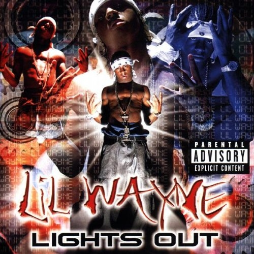 Lil Wayne Lights Out cover art