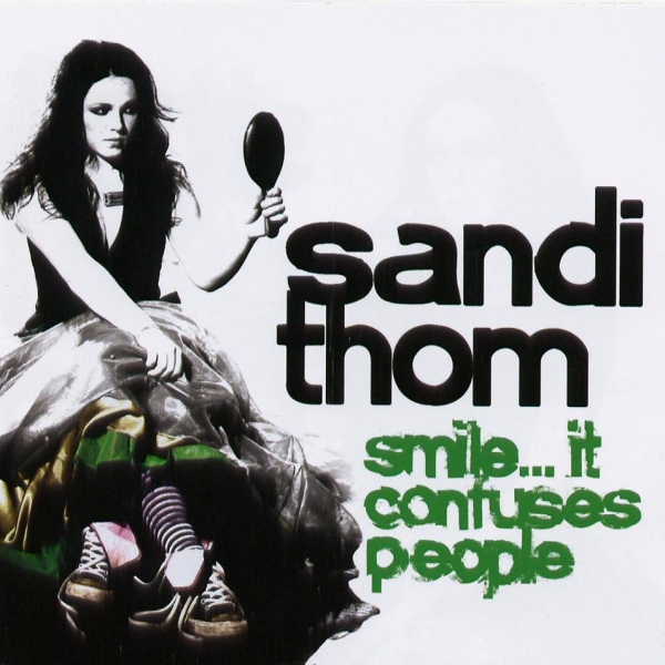 Sandi Thom Smile… It Confuses People Cover Art
