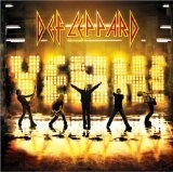 Def Leppard Yeah! cover art