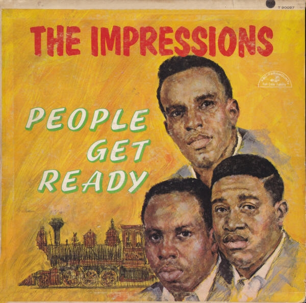 The Impressions People Get Ready cover art