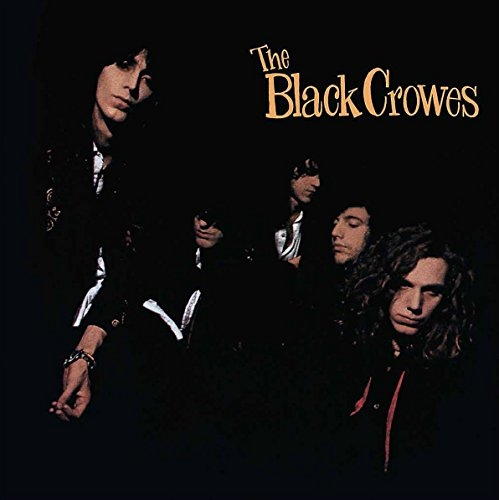 The Black Crowes Shake Your Money Maker cover art