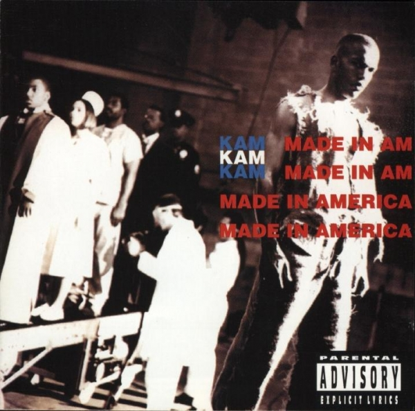 Kam Made in America cover art