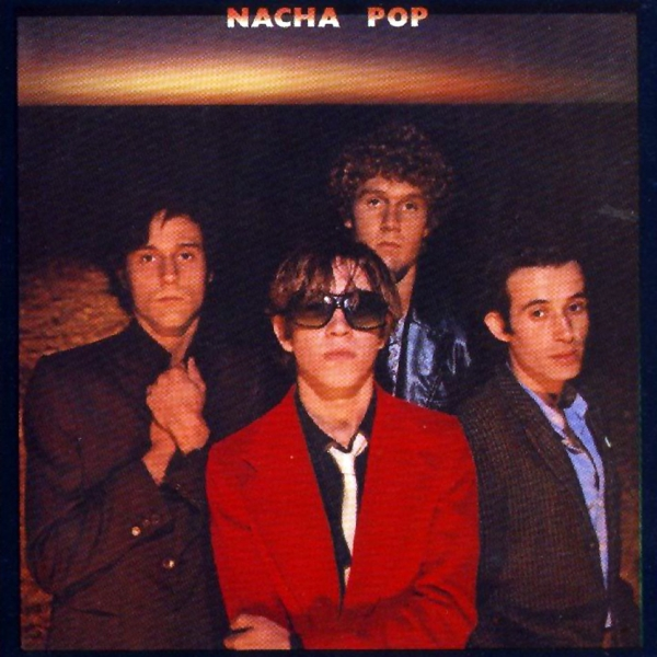 Nacha Pop Nacha Pop cover art