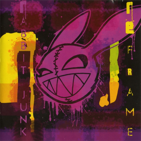 Rabbit Junk Reframe Cover Art