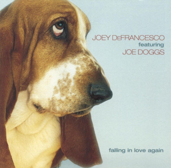 Joey DeFrancesco Falling in Love Again cover art