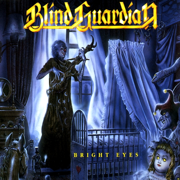 Blind Guardian Bright Eyes cover art