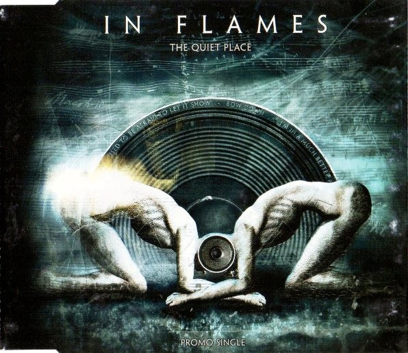 In Flames The Quiet Place Cover Art