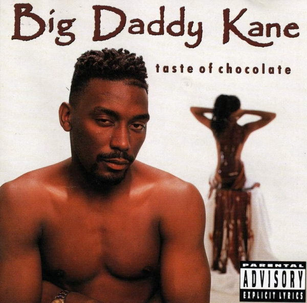 Big Daddy Kane Taste of Chocolate cover art