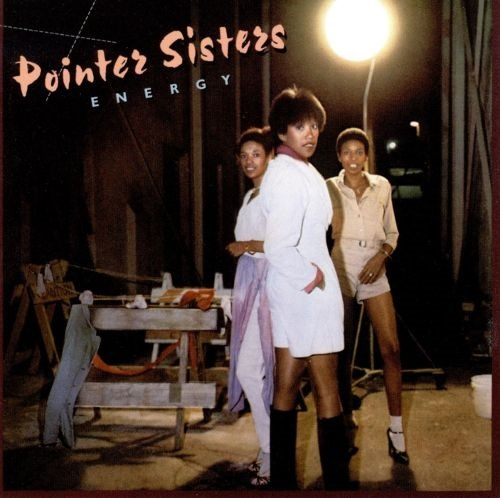 The Pointer Sisters Energy Cover Art