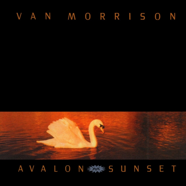 Van Morrison Avalon Sunset cover art