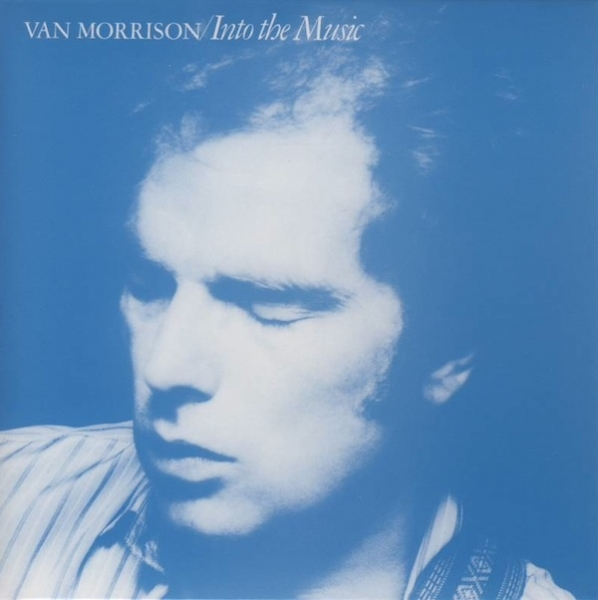 Van Morrison Into the Music cover art