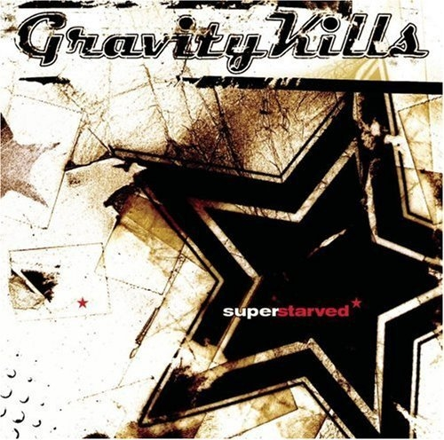 Gravity Kills Superstarved cover art