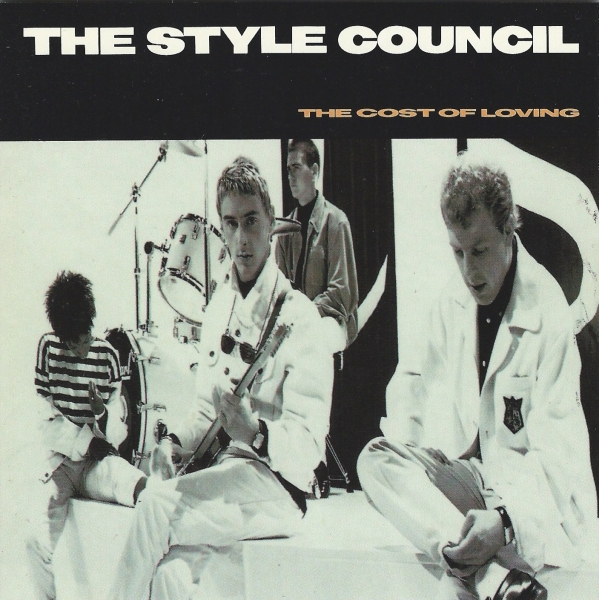 The Style Council  cover art