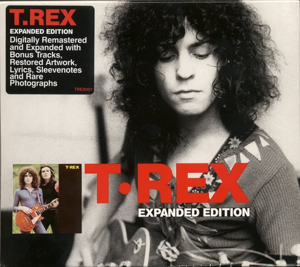 T. Rex T·Rex cover art