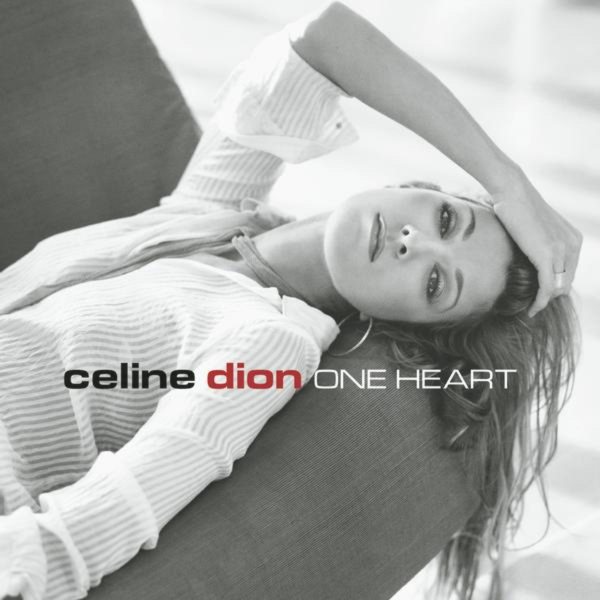 Céline Dion One Heart cover art