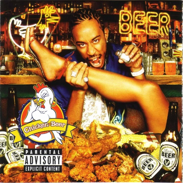 Ludacris Chicken-N-Beer cover art